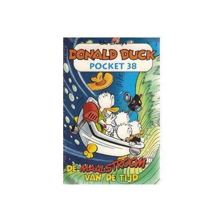 Donald Duck pocket 038 De maalstroom van de tijd 1e druk
