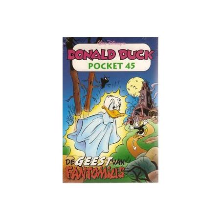 Donald Duck pocket 045 De geest van Fantomius herdruk