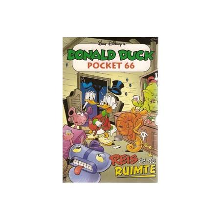 Donald Duck pocket 066 Reis in de ruimte