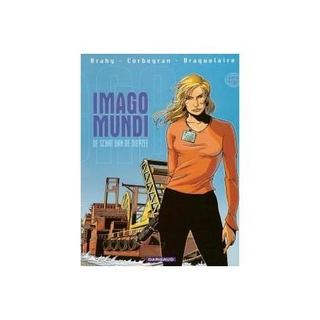 Imago Mundi 02 De schat van de diepzee 1e druk 2003