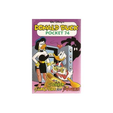 Donald Duck pocket 074 Sterren, gangsters en juwelen herdruk