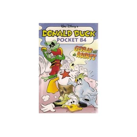 Donald Duck pocket 084 Gevaar uit de ruimte 1e druk