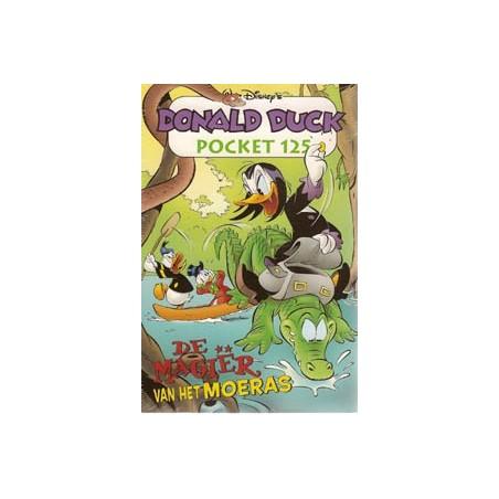 Donald Duck pocket 125 De magiër van het moeras 1e druk
