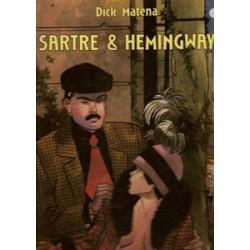 Matena<br>Sartre & Hemingway HC<br>Arboris Luxe reeks 28