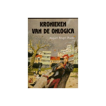 Kronieken van de onlogica setje HC Deel 1 t/m 3 1e drukken