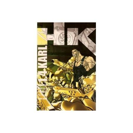 HK 1.04 Karl 1e druk 1997