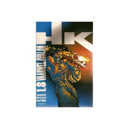 HK 1.08 Vaarwel Avalon 1e druk 1998