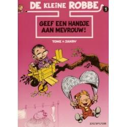 Kleine Robbe 01 Geef een handje aan mevrouw!