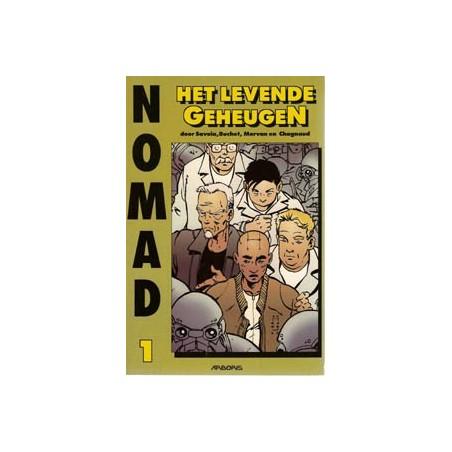 Nomad 01 Het levende geheugen 1e druk 1996