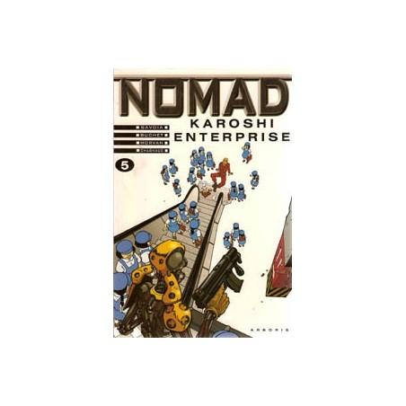 Nomad 05 Korashi enterprise 1e druk 1997