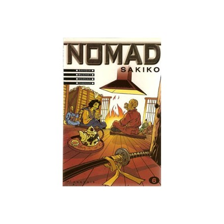 Nomad 06 Sakiko 1e druk 1997