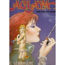 Aglaya 01 HC<br>De gehangene<br>1e druk 1989