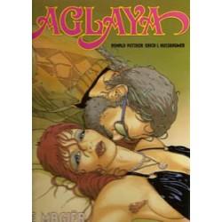 Aglaya 02 HC<br>De magiër<br>1e druk 1990