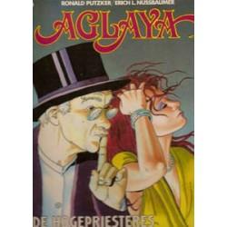 Aglaya 03 HC<br>De hogepriester<br>1e druk 1991