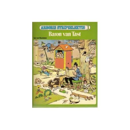 Arboris Stripselektie 01 Baron van Tast 1e druk 1982