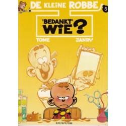 """Kleine Robbe 05 """"Bedankt"""" wie?"""