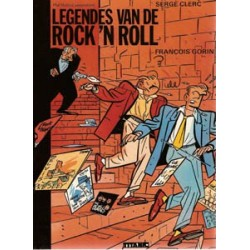Legendes van de rock 'n roll SC<br>Titanic album 20
