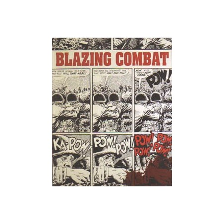 Blazing Combat TP Blazing Combat 1 t/m 4