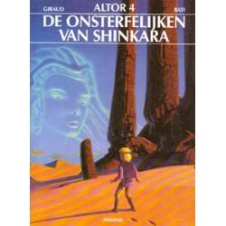 Altor 04<br>De onsterfelijken van Shinkara