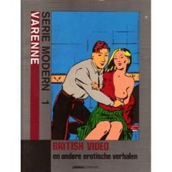 Serie Modern setje Varenne<br>3 Delen<br>1e drukken 1984-1987