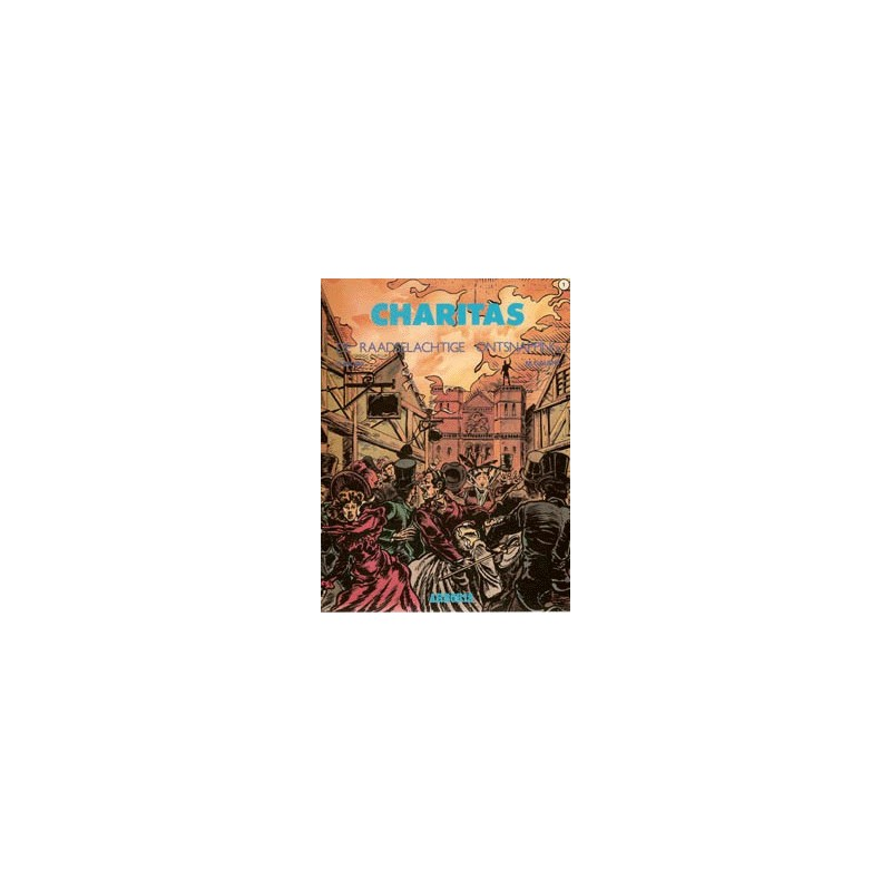 Charitas setje Deel 1 & 2 1e drukken 1982