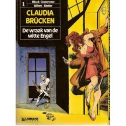 Claudia Brücken setje<br>Deel 1 t/m 3<br>1e drukken 1990-1991