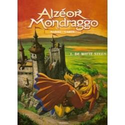 Alzéor Mondraggo 01 De witte steen