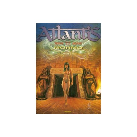 Atlantis  03 Mormo