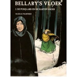 Bellary's vloek 02<br>De ponjaard en de hartsvanger