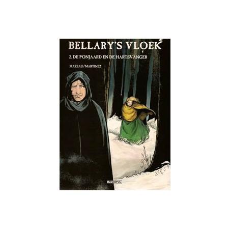 Bellary's vloek 02 De ponjaard en de hartsvanger