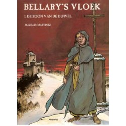 Bellary's vloek 01<br>De zoon van de duivel
