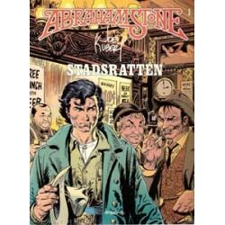 Abraham Stone 01<br>Stadsratten<br>1e druk 1991