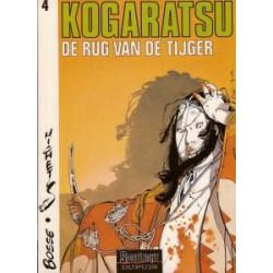 Kogaratsu 04 De rug van de tijger