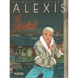 Alexis 01 Het onverwachte herdruk 1995