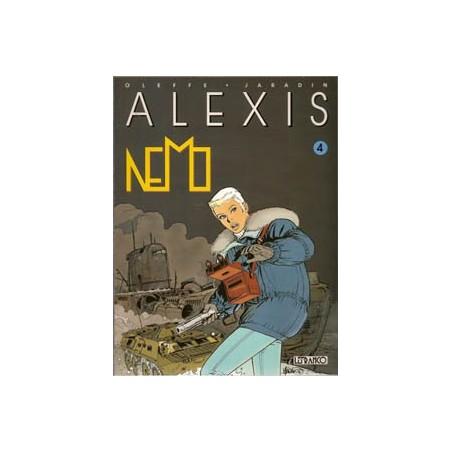 Alexis 04 Nemo 1e druk 1996 (Collectie Avonturenstrips 31)
