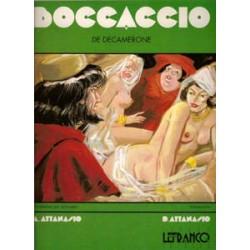 Boccaccio 01 De Decamerone 1e druk 1991