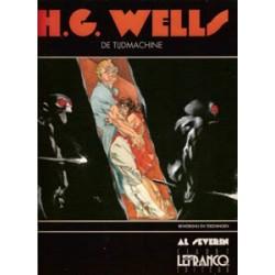 H. G. Wells<br>De tijdmachine<br>1e druk 1992
