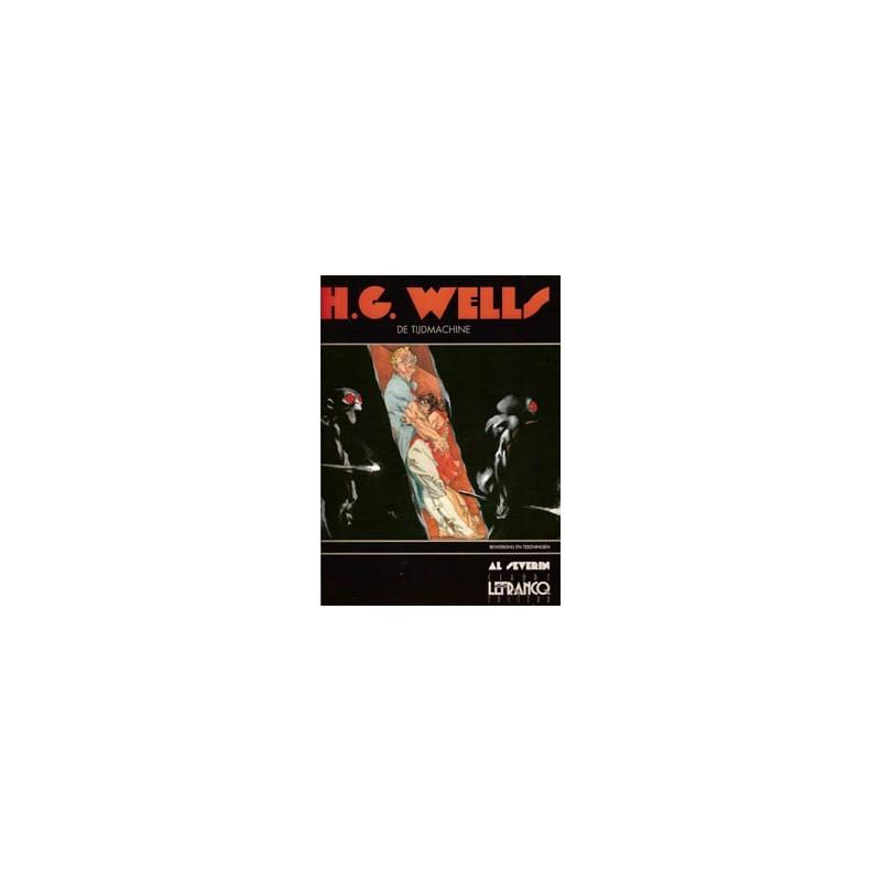 H.G. Wells De tijdmachine 1e druk 1992