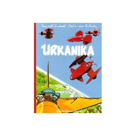 Harry redt de planeet 01 Urkanika 1e druk 1995