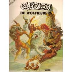 Elfquest<br>01 De wolfrijders<br>1e druk 1983