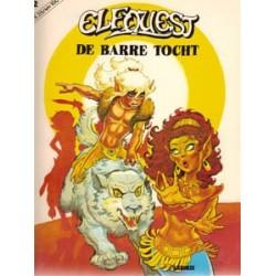 Elfquest<br>02 De barre tocht<br>1e druk 1983