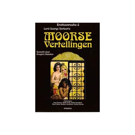 Eroticon reeks 08 Moorse vertellingen 1e druk 1996