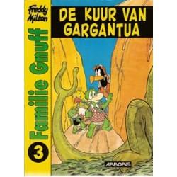 Familie Gnuff 03<br>De kuur van gargantua<br>1e druk 1997