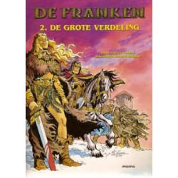 Franken 02 De grote verdeling