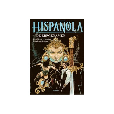Hispanola 04 De erfgenaam
