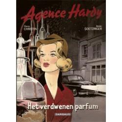 Agence Hardy setje<br>deel 1 t/m 3<br>1e drukken 2001-2004