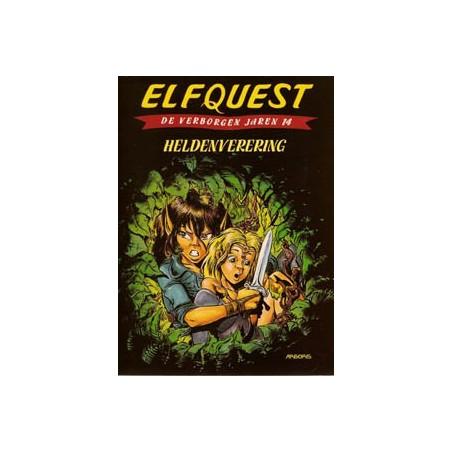 Elfquest  De verborgen jaren 14 Heldenverering