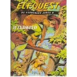 Elfquest De verborgen jaren 09<br>Windkind