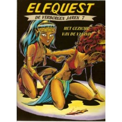 Elfquest De verborgen jaren 07<br>Het gezicht van de vijand