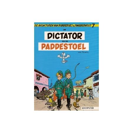 Robbedoes 07 De dictator en de paddestoel herdruk